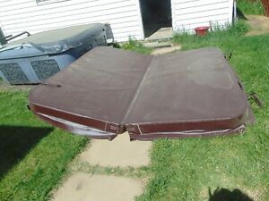 8ft Hot Tub Cover