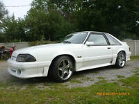 1987 Ford Mustang gt Coupé (2 portes)