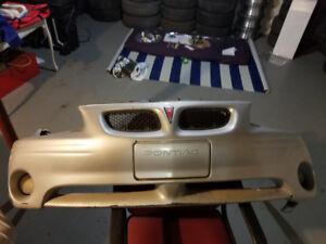 2003 front bumper grand prix pontiac
