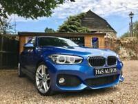 2015 BMW 1 Series 1.6 118i M Sport Sports Hatch (s/s) 5dr