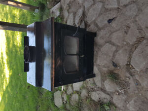 small wood stove $325