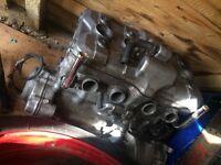 Honda CBR 600 engine