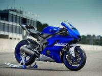 YAMAHA R6 RACE 2021 MODEL