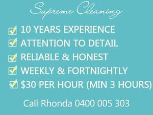 Supreme Cleaning - High quality house cleaner Mount Gravatt Brisbane South East Preview