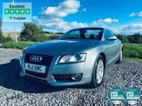 2011 Audi A5 1.8 TFSI SE 2d 158 BHP Convertible Petrol Manual