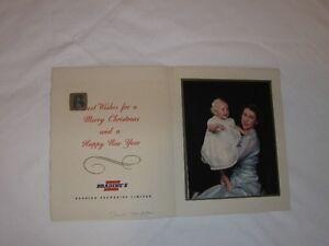 Queen Elizabeth - 1951 Christmas Card