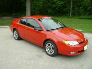 2003 Saturn ION Level 3 Coupe (2 door)