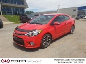 2016 Kia Forte Koup EX Auto - Trade-in, Low Kms