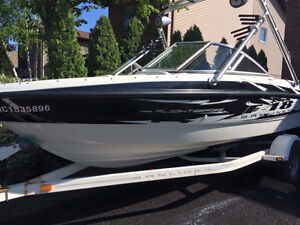 Bayliner édition f18 wakeboard 18.5 pied