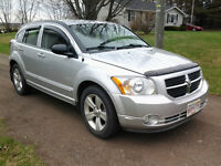 2012 Dodge Caliber SXT Sedan - FULLY TRANSFERRABLE WARRANTY