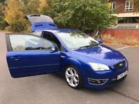 Ford Focus 2.5 ST-2 225 SIV 2006MY ST2. FULL HISTORY. ALL FORD MAIN DEALER.