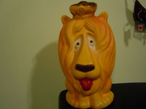Old Lion King Money Bank by Reliable