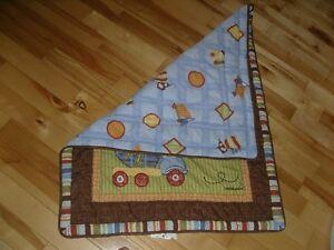 Ensemble de linge de lit pour bébé 3 pièces