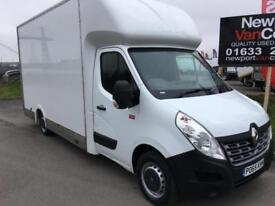 2016 RENAULT MASTER LUTON AUTOMATIC