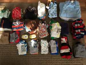 Baby Clothes 0-12 months.