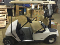 2001 E-Z-Go TXT Electric Golf Cart With PDS Runs Great