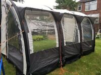 Camp Tech AirDream Lux 390 porch awning