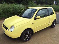 VW Yellow Lupo 1.4 Automatic