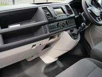 2016 Volkswagen Transporter 2.0 TDI BMT 102 Startline Van Diesel silver Manual