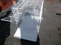 Portable Pet cage Like New 36 long x 22 wide x22 high