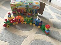 Duplo Lego - train set