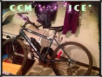 "Forest Green CCM ""Ice"" Mountain Bike"