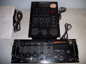 2 Pre-Amp Mixers Sold as a Bundle