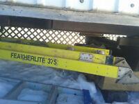Industrial Fibregass Ladder  . H.D.