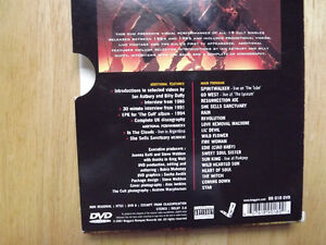 "FS: THE CULT ""Pure Cult: Anthology 1884-1995"" DVD London Ontario image 2"