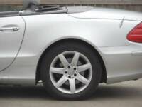 Miniature 5 Voiture Européenne d'occasion Mercedes-Benz SL-Class 2003