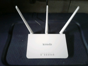 Tenda Model F3 Wireless routers **Brand New/Factory sealed**