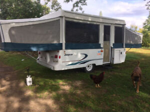 jayco tent trailer  TRADES WELCOME