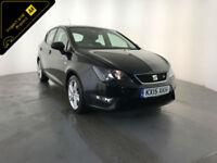 2015 SEAT IBIZA FR CR TDI DIESEL 1 OWNER FINANCE PX WELCOME