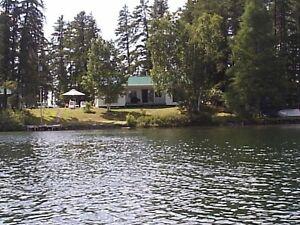 Propriété bord de l'eau Lac Docteur St-Honoré Qc Saguenay Saguenay-Lac-Saint-Jean image 3