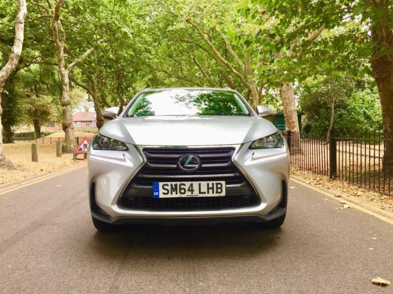 lexus nx 300h 2 5 4wd e cvt 2015 se hybrid 1owner full service history hpi clear in ilford