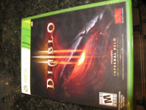 Diablo 3 for Xbox 360 in great shape, OBO