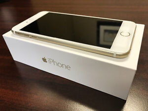 iPhone 6 plus gold 64gb (Rogers)