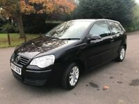 Volkswagen Polo 1.4 S AUTO 75PS (black) 2007