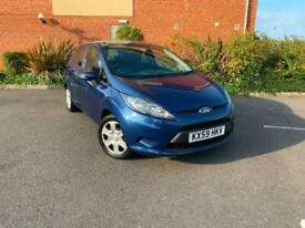 2009 Ford Fiesta 1.4 TDCi Edge 5dr HATCHBACK Diesel Manual
