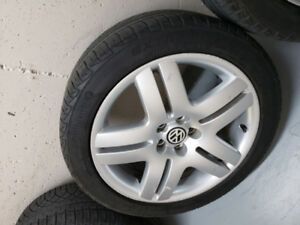VW mags 17''