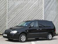 2006 KIA SEDONA 2.9CRDi LE 6 SEATER MPV - ONLY 63000 MILES !!!