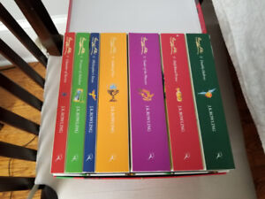 Harry Potter Complete Collection gift set.