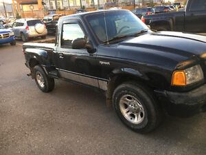 2001 Ford Ranger Edge Pickup Truck
