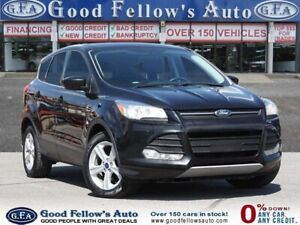 2015 Ford Escape SE MODEL, 4WD, 1.6 LITER ECOBOOST, REARVIEW CAM
