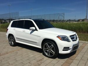 *120$/Sem* 2015 Mercedes-Benz GLK 250 BlueTec 4Matic