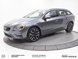 2018 Volvo V60 T5 Dynamic | TECH PACK + POLESTAR + 0.9% DISPO