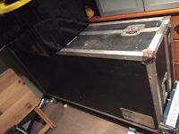 Large wheeled flight case for sale