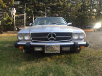 1981 mercedez FOR SALE NEEDS WORK 4000.00 OR SWAP