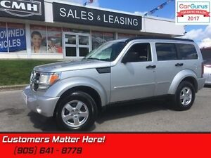 2008 Dodge Nitro SE/SXT  4X4,  ALLOYS, POWER-GROUP!