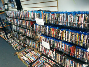 Massive Selection of Movies